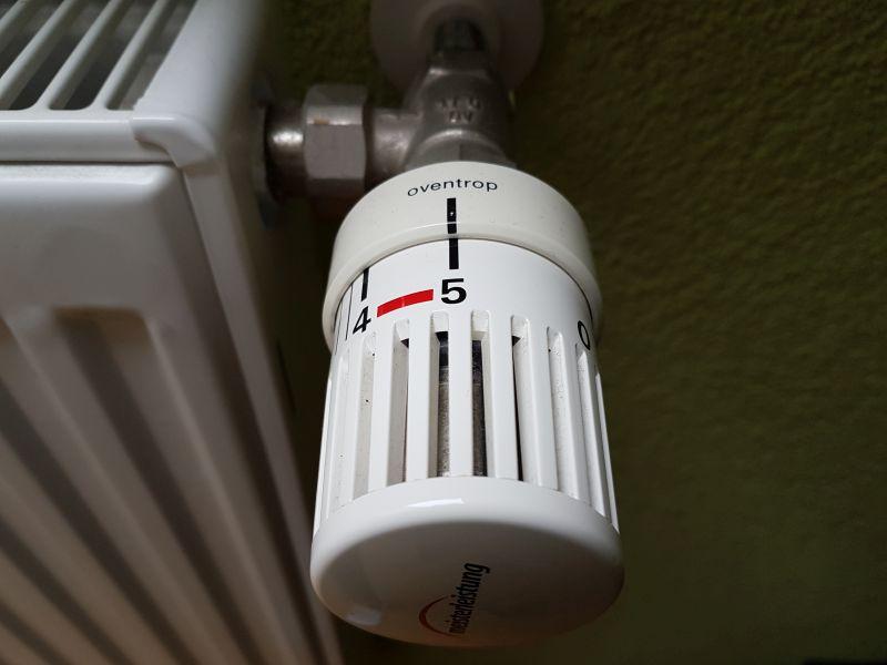 manuelles_Thermostat