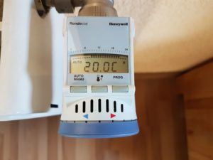 Honeywell HR-20: Heizungsthermostat Test 2017