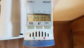 Honeywell HR-20: Heizungsthermostat Test 2017
