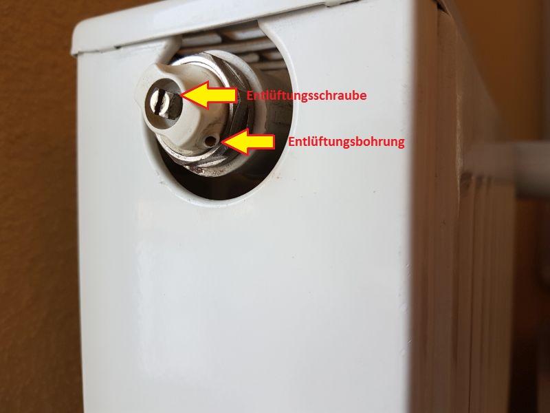 Extrem Heizung richtig entlüften - Anleitung - Schlauer Wohnen DK71
